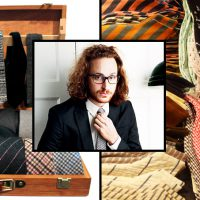 Fashion: Curious Neckwear from Alexander Olch