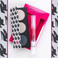 Beauty Marketing & High-Heeled Houndstooth