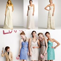 J.Crew Bridal Sample Sale