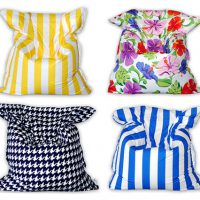 Sample Sale: Sitting Bull Beanbag Chairs