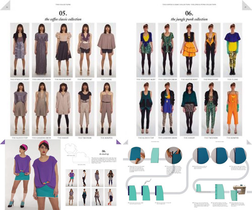 pattern pulp diy couture your own fashion collection