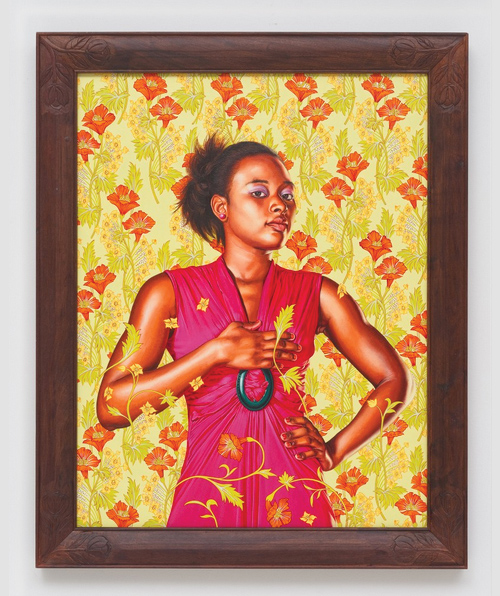 1Kehinde Wiley