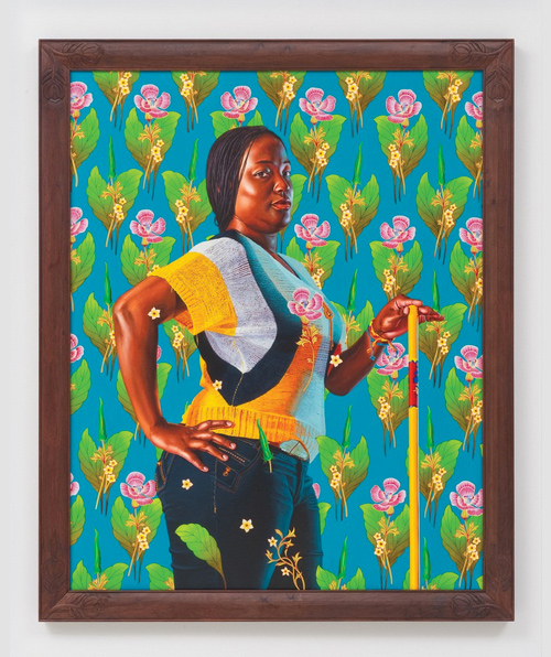 2Kehinde Wiley